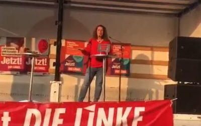 Video: Unsere Rede vom 23.08. in Köln